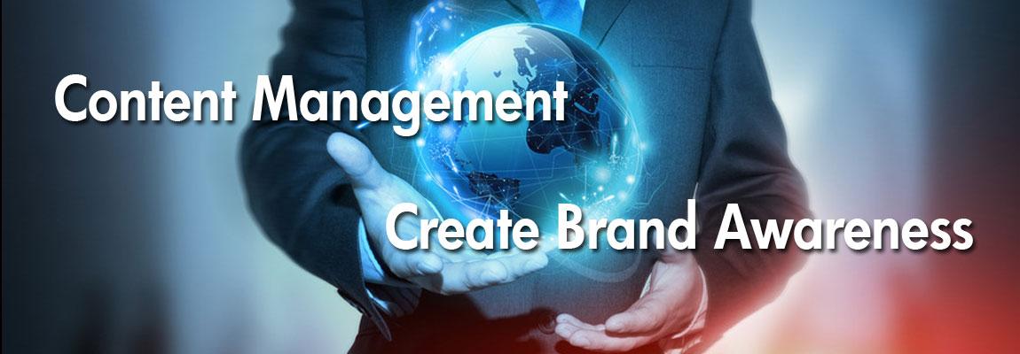 Content Management & Brand Awareness